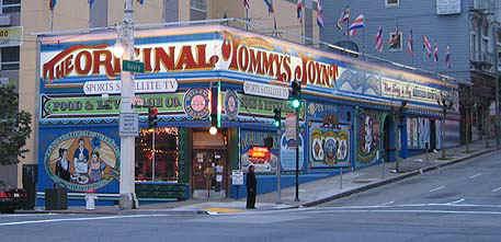Using Public Transit To Get To Tommy S Joynt